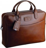 Line D Document Carrier – Brown Elysée