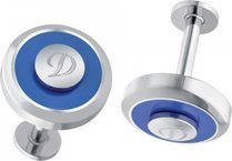 Cuff Links Blue