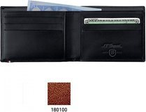 Line D Wallet – Brown Elysée