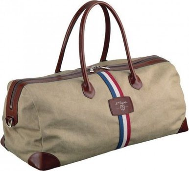 Iconic Beige Cosy Travel Bag