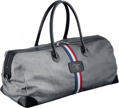 Iconic Grey Cosy Travel Bag